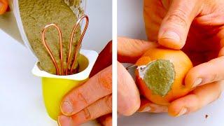 Diese 3 Tricks sind perfekt für die Osterferien. Schnapp dir einen Fruchtzwerg und los!