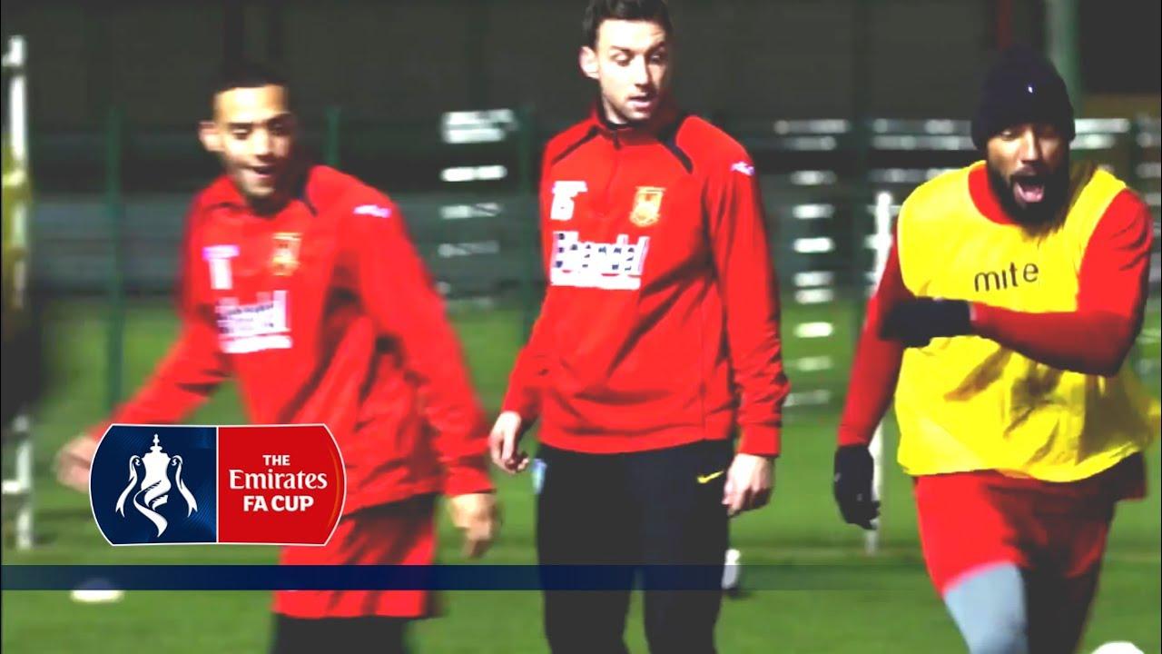 Download A look inside non-league Stourbridge FC (Emirates FA Cup R2) | FATV Focus