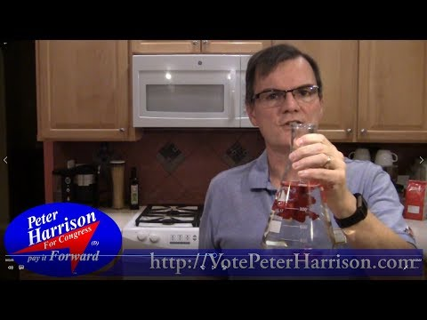 The .01% ● Carbon Dioxide & Climate Change ● Peter Harrison for Congress
