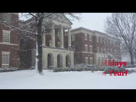 Ode to Finals - Miami University Libraries