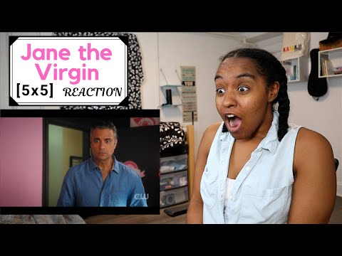 "Jane The Virgin Season 5 Episode 5 ""Chapter Eighty-Six"" [Reaction]"