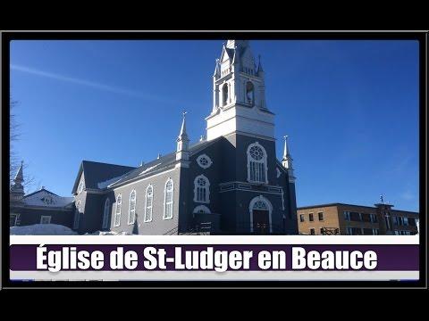 Église De St-Ludger(Hier@Aujourd`hui)