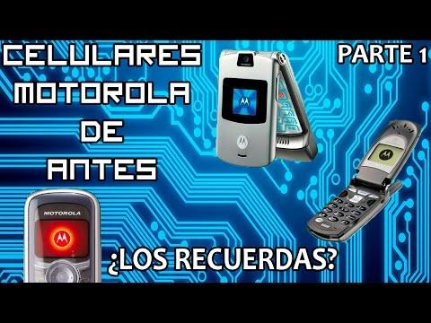 Modelos De Celulares Motorola Antiguos Que Todos Quisimos (Era Antes De Android) PARTE 1