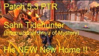 Sahn Tidehunter (Rare Elite) NEW new Home - WoW Patch 5.3 PTR !!