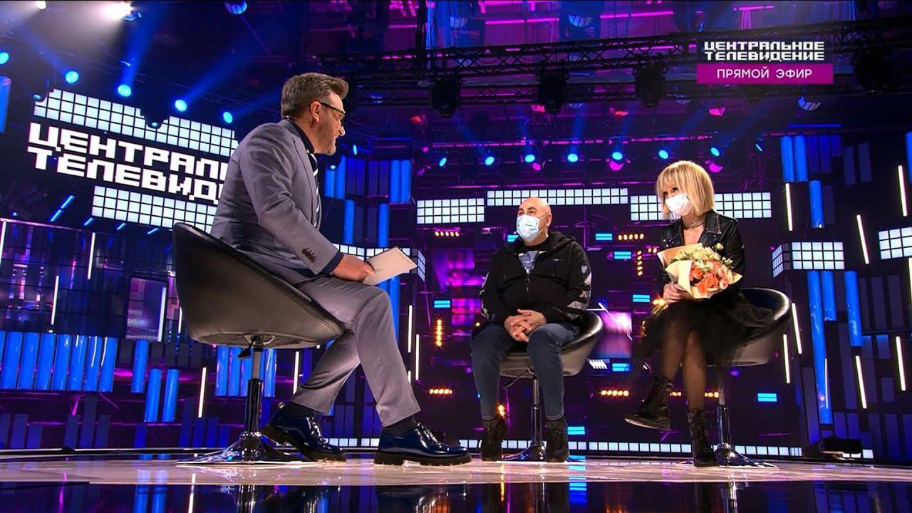 Валерия и Иосиф Пригожин. Интервью «Центральному телевидению». НТВ