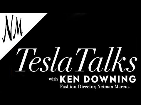 New York Fashion Week 2016: Glenda Bailey | Tesla Talks With NM