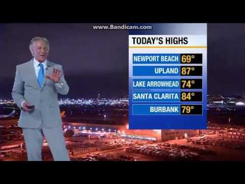 KABC - ABC 7 Eyewitness AccuWeather with Dallas Raines from 6/11/2014