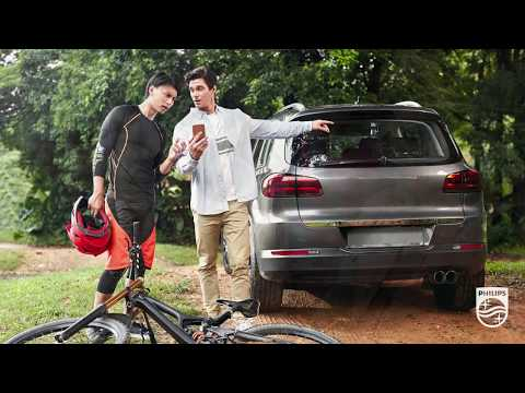 PHILIPS CAR ACCESSORIES - GoSure ADR820 - Your Reliable Witness On The Road