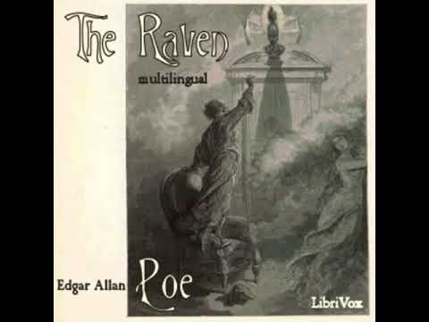 The Raven (Multilingual) by Edgar Allan POE read by Various | Full Audio Book