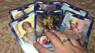 зАЧЕМ ОН МНЕ НУЖЕН? Или зачем Вам нужен мужчина ? Гадание на Рунах/Divination on the runes