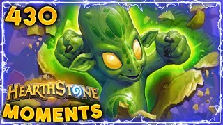 When The Game just Hates You.. | Hearthstone Daily Moments Ep. 430
