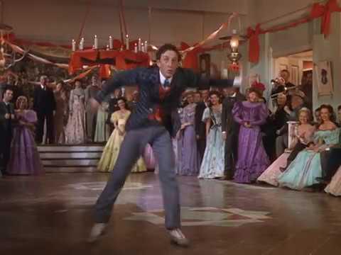 Ray Bolger - Dance Scene From