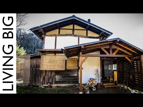 Jaw-Dropping Traditional Small Japanese Home Renovation
