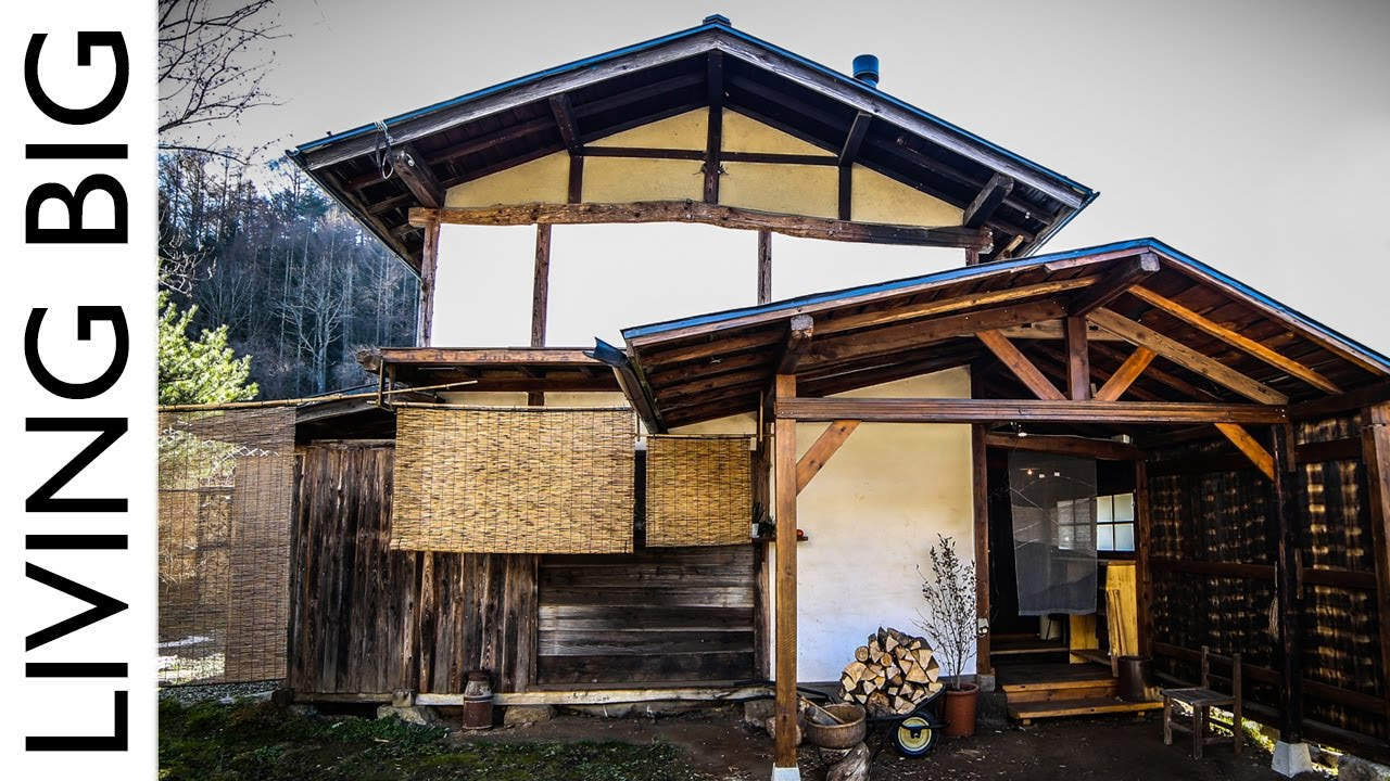 Jaw dropping traditional small japanese home renovation living big in a tiny house