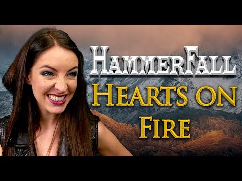 Hearts on Fire - Hammerfall  🔥 (Cover by Minniva feat. Mr Jumbo)