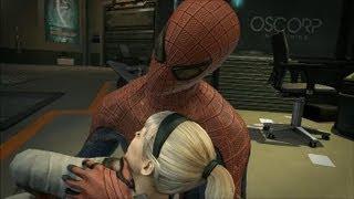видео The Amazing Spider-man 2 убираем лаги