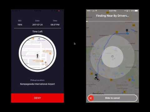 Roadyo-Uber Clone By www.appscrip.com