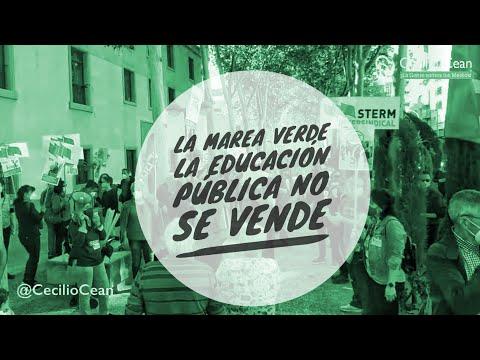 Concentración #LaPúblicaNoSeVende en Murcia