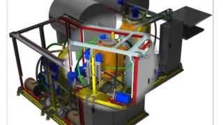 Опытный технологический комплекс (ОПТК). Experimental industrial complex