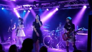 BAND-MAID / FREEDOM Live @ La Boule Noire - Paris / 16.10.2016