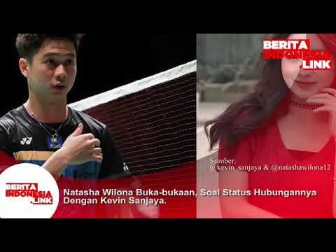 Natasha Wilona buka-bukaan soal status hubungannya dengan Kevin Sanjaya.