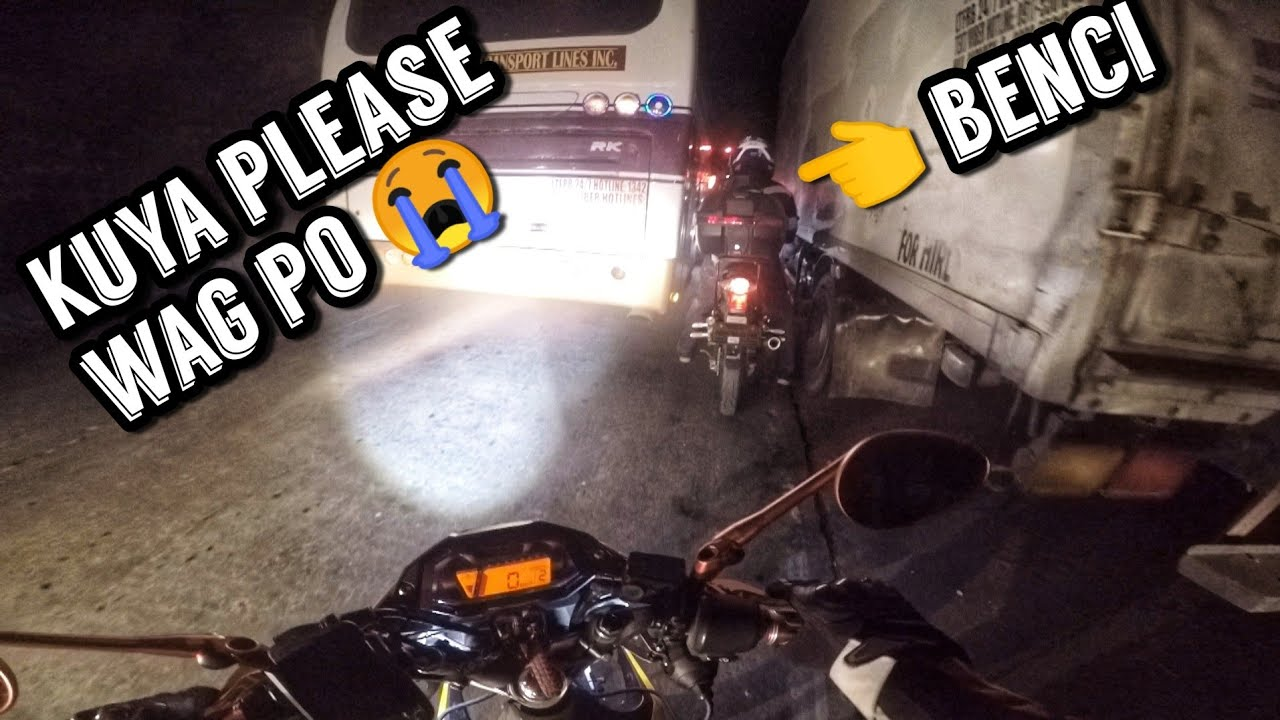Grabeng Traffic | Honda RS150 | Bicol Ride