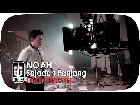 Cover Lagu Noah - Sajadah Panjang Behind The Scene