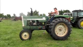 Oliver 1900 tractor for sale | sold at auction June 17, 2015