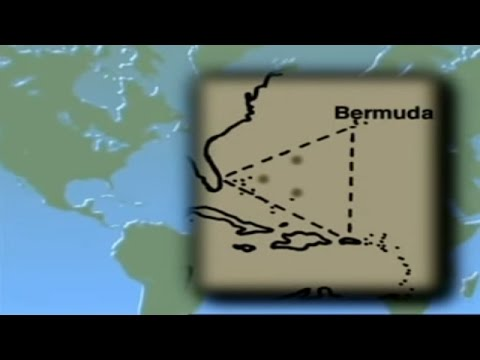 ENCOUNTERS WITH THE UNEXPLAINED:  THE BERMUDA TRIANGLE