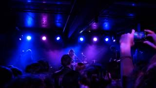 Wolf Alice - Turn to Dust live Manchester Club Academy 22-10-14