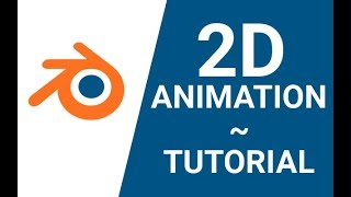 2D Animation Tutorial Blender