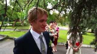 Свадьба - ВЫКУП (в парке)
