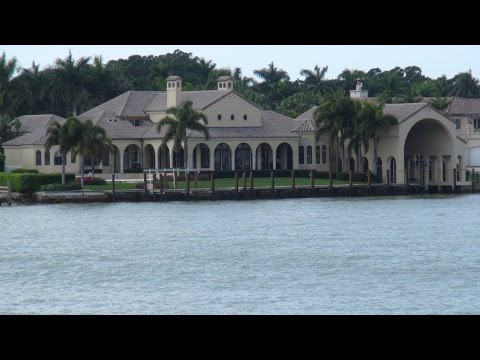 Port Royal, Naples, Florida and it's Amazing Million Dollar Mansions