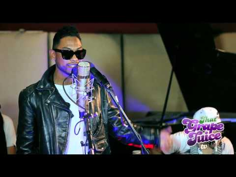 """An Audience With...Miguel / 'The Splash' Special  """"Quickie""""-LIVE"""