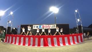 2015年8月8日(土) 第30回 小鯖夏まつり 山口活性学園のライブ HDR-AS1...