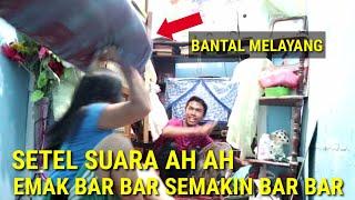 Download Mp3 PRANK SUARA AH AH DI DEPAN EMAK EMAK SAMPE EMOSI