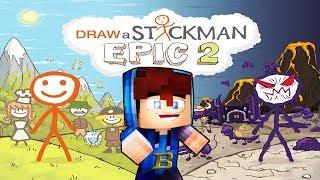 WHO´S YOUR FAMILY -VIREI UM DESENHO DE PALITO (Draw a Stickman)