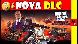 😍NEW DLC ARENA WAR IN GTA 5 ONLINE😍NEW DLC UPDATE😍NOVA ATUALIZAÇÃO  GUERRA DE ARENA NO GTA 5