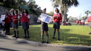 Cedarbridge Academy National Salute Day!