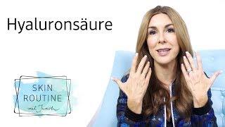 Hyaluronsäure - Was ist das und wofür brauche ich es? | Skin Routine mit Judith Williams