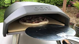 First Time using Ooni Koda Pizza Oven | Real-Time Pizza Cook