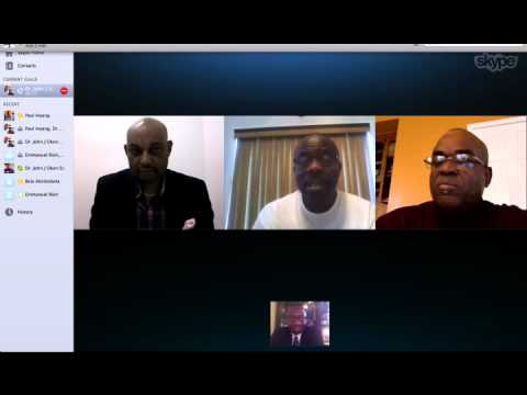 Let's Talk (Jan 24, 2015) - Africa's Past & Present: Dr. John Okon, Emmanuel Bioh & Sir Paul Inyang