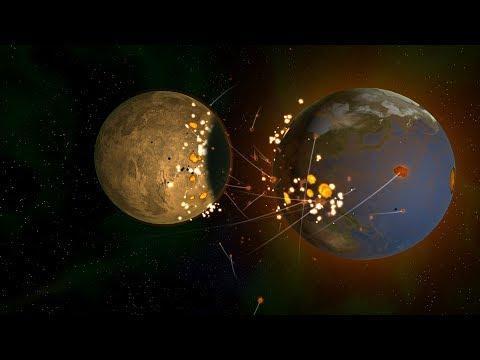 SPACE IS SO COOL!! | Universe Sandbox 2