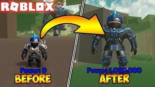WIE MAN SOFORT MAX POWER BEKOMMT! (ROBLOX Titan Simulator)