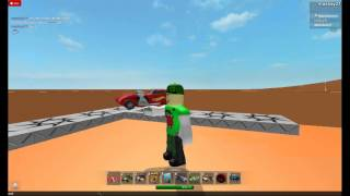 Roblox Red Hot Wheels Twin Mill #7