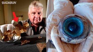 8 Increíbles tesoros descubiertos por accidente