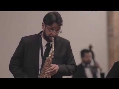 OCBA - Preludio para saxofón alto y ensamble de cuerdas.