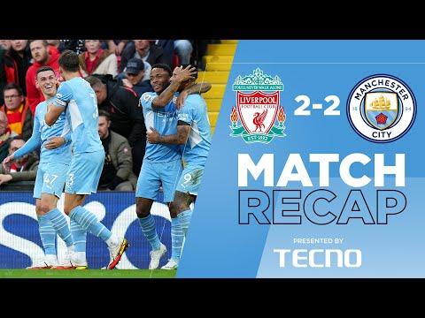 Game of the season so far? | Liverpool 2-2 Man City | Match Recap