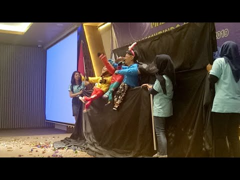 Gathering JAMKRINDO Kanwil V Semarang @t Kaliurang