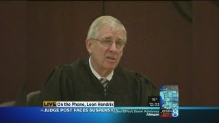 JTC: Judge Post should be suspended